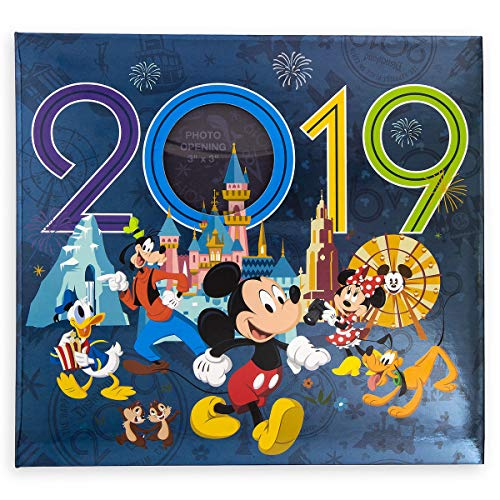 Autograph Mickey (Theme Parks Disneyland Resort 2019 Mickey Mouse and Friends Autograph and Photo Album w/Pen)