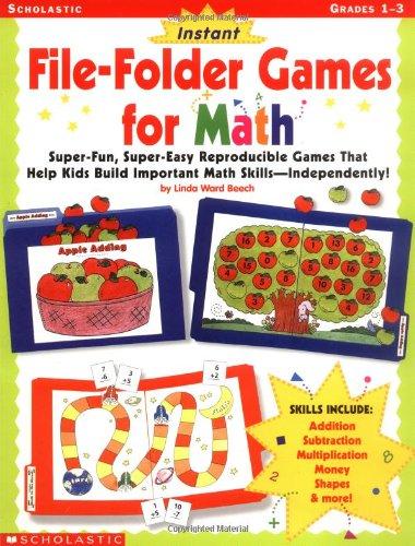 - Instant File Folder Games for Math