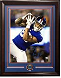 Evan Engram Autographed Signature 16x20 Photo Framed Giants Coin Rookie Ins 1st Td - JSA Certified