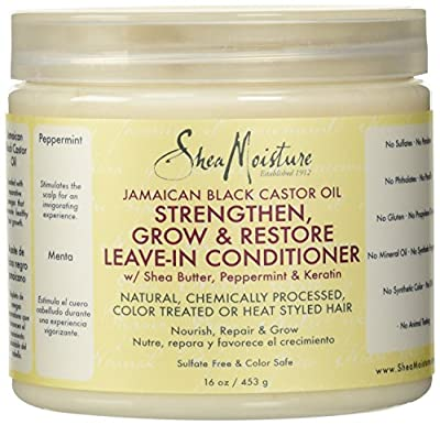 Jamaican Black Castor Oil Reparative Leave-In Conditioner by Shea Moisture