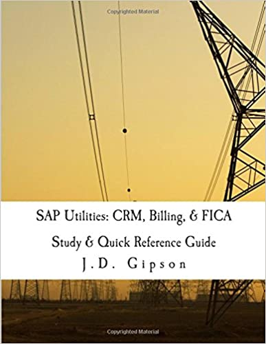 SAP Utilities: CRM, Billing, & FICA