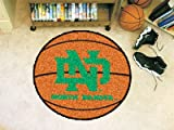 North Dakota Basketball Mat 26'' diameter