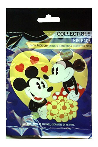 Disney Pin - Disney Couples - Mystery Pack - 95855 by Disney