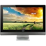 "Acer All-in-One Computer Aspire AZ3-615-UB1E Intel Core i3 4160T (3.10 GHz) 8 GB DDR3 2 TB HDD 23"" Touchscreen"