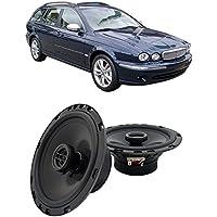 Fits Jaguar X-type 2001-2008 Rear Door Factory Replacement Harmony HA-R65 Speakers New
