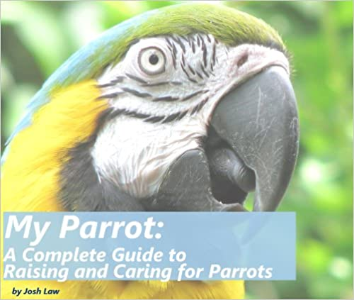 Gratis ægte bog pdf download My Parrot: A Complete Guide to Raising and Caring for Parrots B009JEQXRC PDF