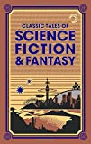 img - for Classic Tales of Science Fiction & Fantasy (Leather-bound Classics) book / textbook / text book