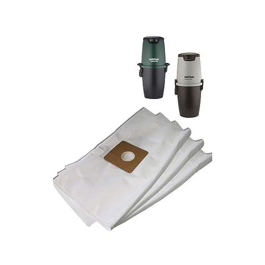 Bolsas para aspiradoras Nilfisk Supreme 150/250/LCD: Amazon ...