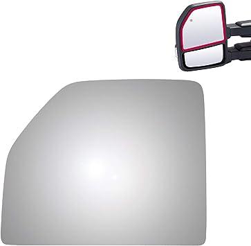 Door Door Mirror Glass-Mirror Glass Boxed Left Dorman 56453