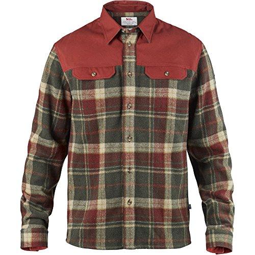 fjallraven-granit-shirt-mens-deep-red-large