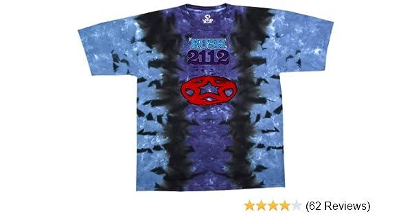 60049402a Liquid Blue Men's Rush Pentagram T-Shirt, Multi, XX-Large | Amazon.com