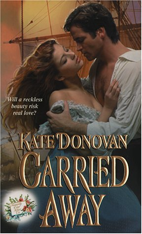 book cover of Carried Away