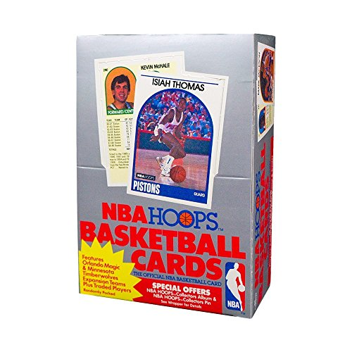 1989-90 NBA Hoops Series 2 Update Basketball Box ()
