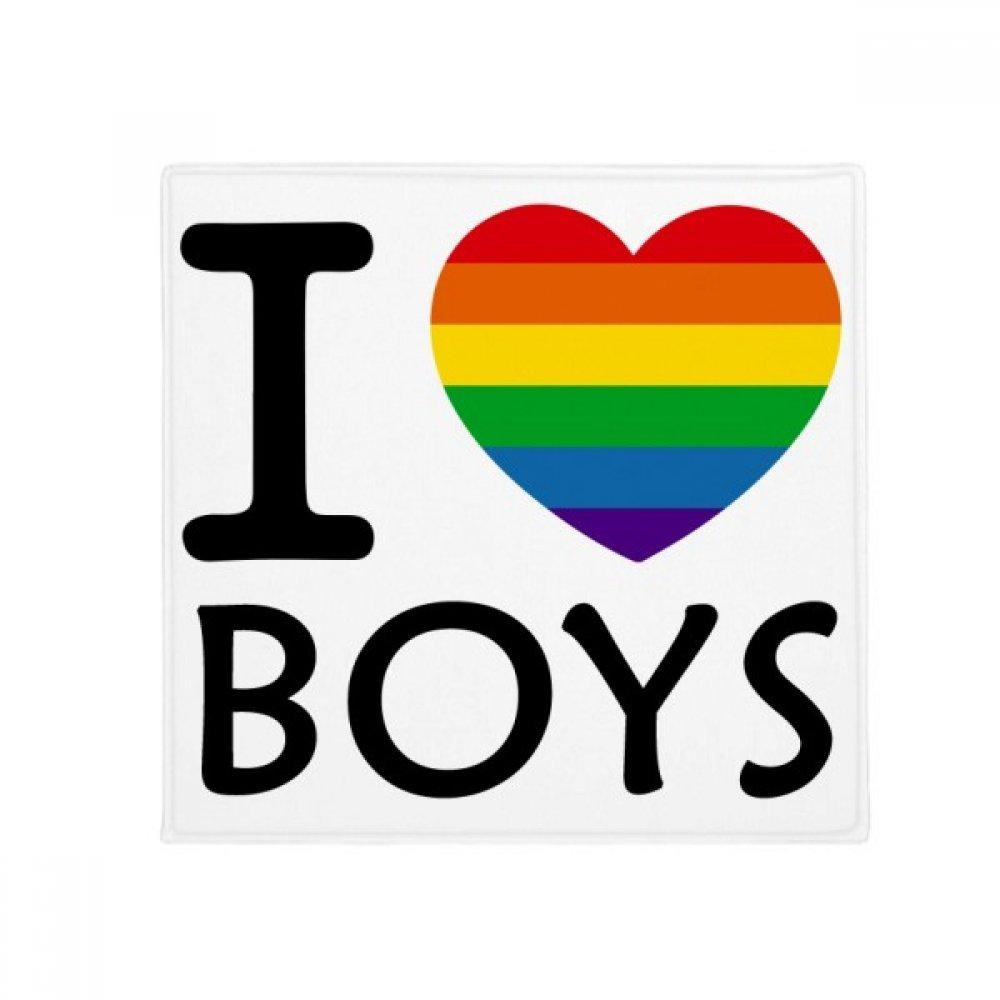 DIYthinker Transgender Bisexuals Support LGBT Anti-Slip Floor Pet Mat Square Home Kitchen Door 80Cm Gift