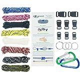 Paracord Survival Bracelet & Project Kit – 550