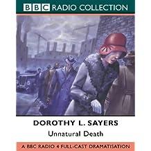 Unnatural Death: BBC Radio 4 Full-cast Dramatisation
