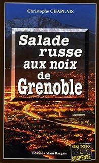 Salade russe aux noix de Grenoble par Christophe Chaplais