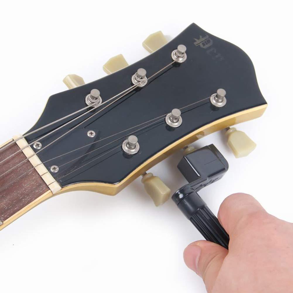 Guitarra acústica Herramientas de mano Guitarra Carrete Cuerda ...