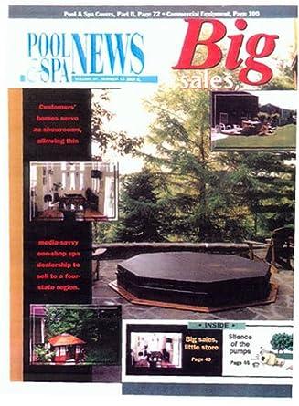 Pool & Spa News: Amazon.com: Magazines