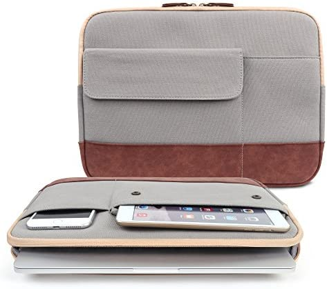 iCasso Stitching Briefcase Ultrabook Notebook