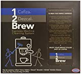 Urnex 1-2 Brew Home Espresso Machine Cleaning System