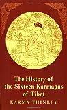 History of 16 Karmapas, Karma Thinley, 1570626448