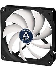 ARCTIC F12-120 mm Standard Case Fan Black, White 120 mm - F-Series