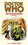 Doctor Who and the Auton Invasion by Terrance Dicks front cover