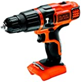 Black+Decker 18V Hammer Drill without battery and charger