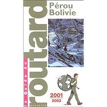 PÉROU BOLIVIE 2001-02