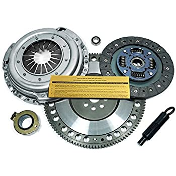 EFT CLUTCH KIT+CHROMOLY FLYWHEEL VW BEETLE GOLF JETTA 1.9L TDI CORRADO G60 1.8L