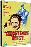 The Ghost Goes West [DVD]