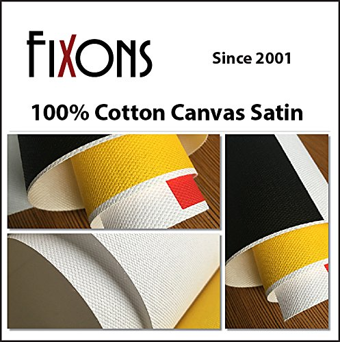 Professional Canvas Satin for HP Inkjet - 44
