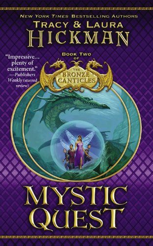 Mystic Quest (Bronze Canticles, Book 2)