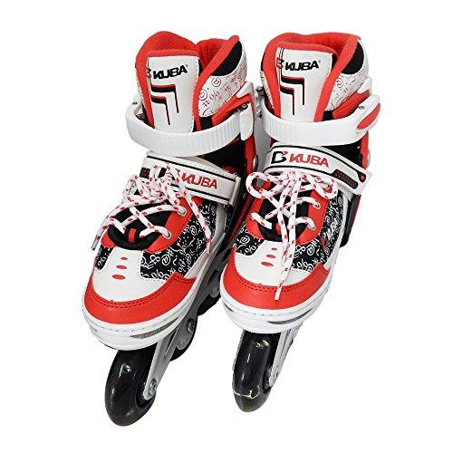 花瓶岸つなぐインラインスケート 7 子供用 キッズ 光るタイヤ サイズ調整可能