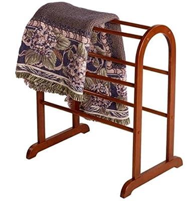 Dylan Quilt Rack Elegant Arched Design