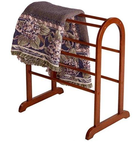 Dylan Quilt Rack Elegant Arched Design by Winsome (Image #1)