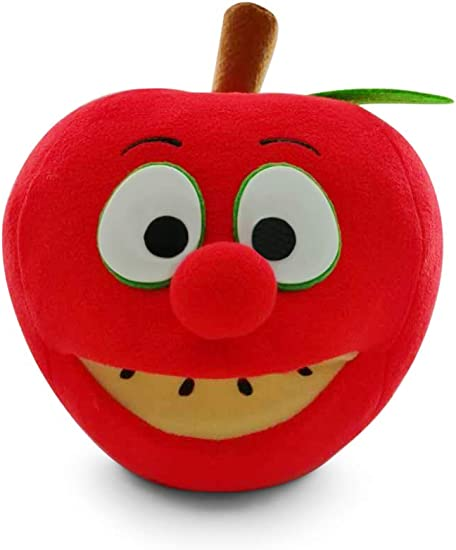 Apple hand puppet