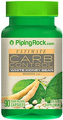 Ultimate Carb Control 6000 mg White Kidney Bean