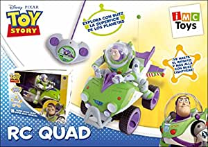 Radiocontrol Quad Espacial Toy Story