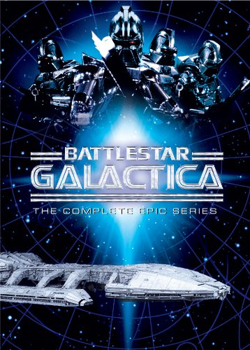 Battlestar Galactica  The Complete Epic Series