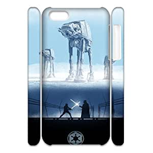 J-LV-F Customized 3D case Star War for iPhone 5C