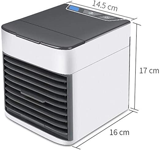 Aire Acondicionado Portatil Personal Ventilador Enfriador de Aire ...