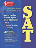 img - for SAT (REA) - The Very Best Coaching & Study Course for the New SAT (SAT PSAT ACT (College Admission) Prep) book / textbook / text book