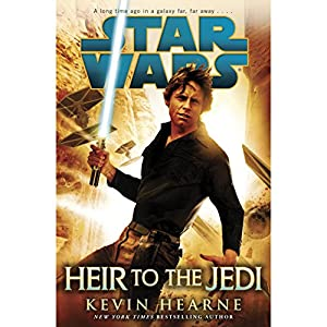 Heir to the Jedi: Star Wars Audiobook