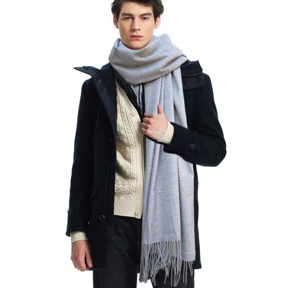 iEverest Inverno Sciarpa Pashmina Super Morbido Colore Solido Sciarpa per Uomini e Donne Inverno Caldo Grande Sciarpa di Spessore Avvolge Scialle Lungo Sciarpe 200 * 70cm 2019 IE18001