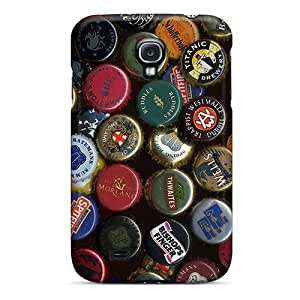 Fashionable DkSsf2877bwfIe Galaxy S4 Case Cover For Beer Tops Protective Case
