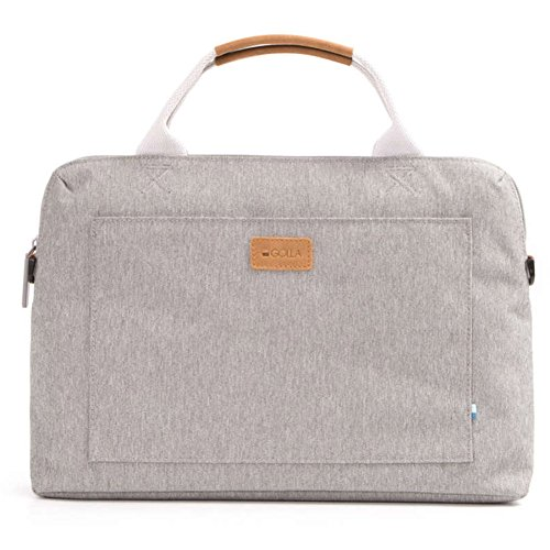 Golla OY Golla Polaris Briefcase For 14 Notebooks, Salt And Pepper from Golla OY