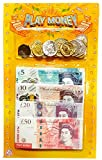 DPNY Children Kids Play Fake Pretend Money Role Shops Cash £ Pound Notes Coins Toy