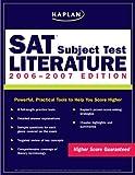 Kaplan SAT: Literature, Tony Armstrong, 0743279840